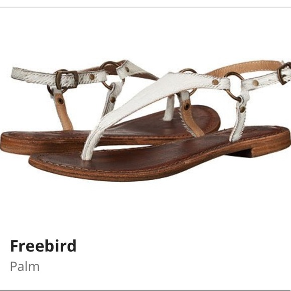 b496a9f770f Freebird by Steven Shoes - Freebird leather and calf hair sandals as 8